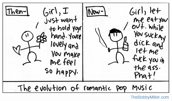 Happy Valentine's Day!  (Found this comic I made from back in 2003!)