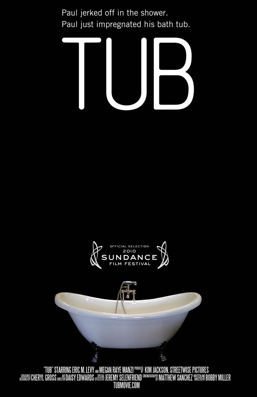 TubMovie.com  Download Hi-Rez poster, trailer, presskit, and more!  Sundance Screening Schedule here.