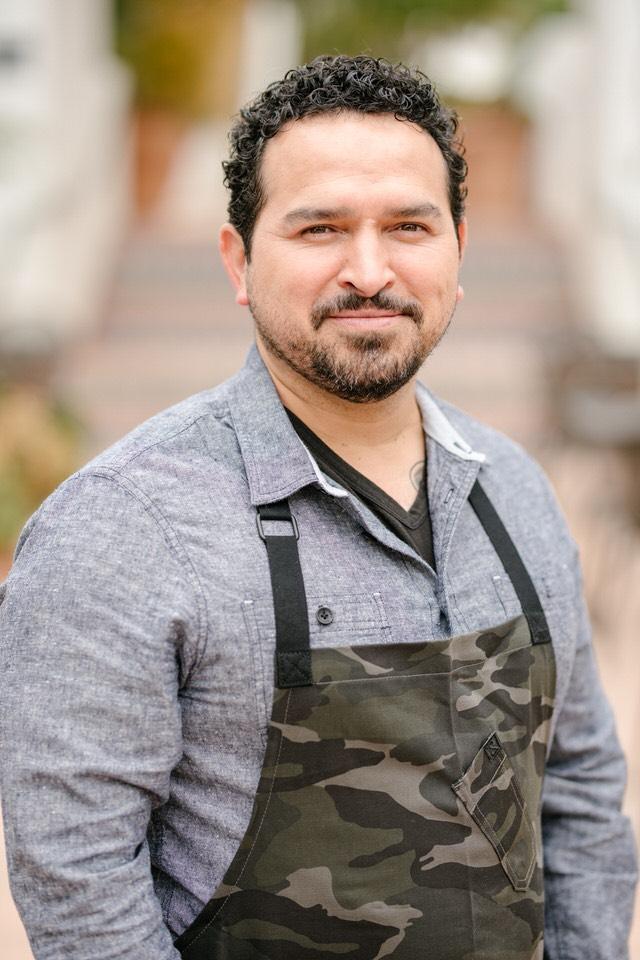Owner, Chef Ramon Velazquez