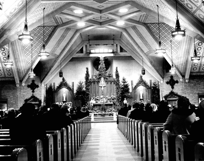 Sacraments — Holy Innocents Parish
