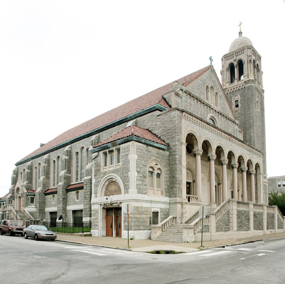 Ascension of Our Lord Parish  1899-2012