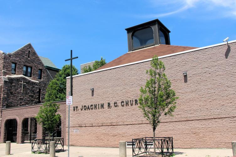 St. Joachim Parish  1845-2013