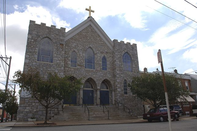 Mater Dolorosa Parish  1911-2013