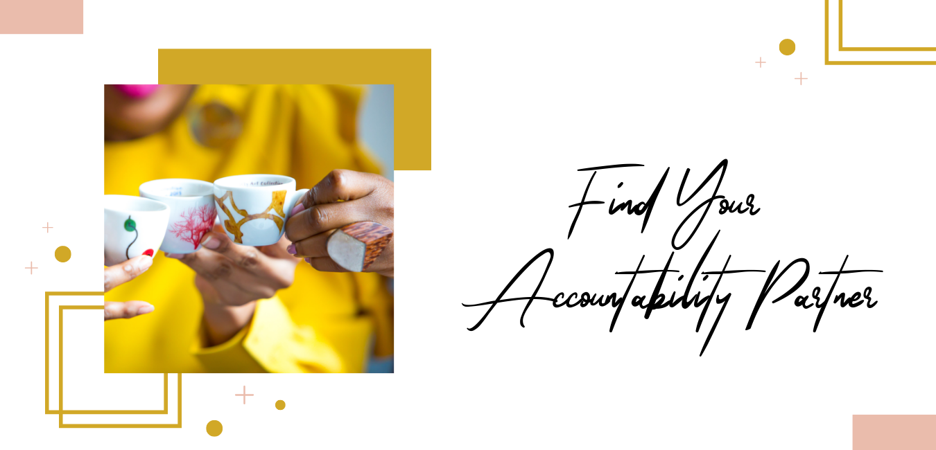 Find Your Accountability Partner