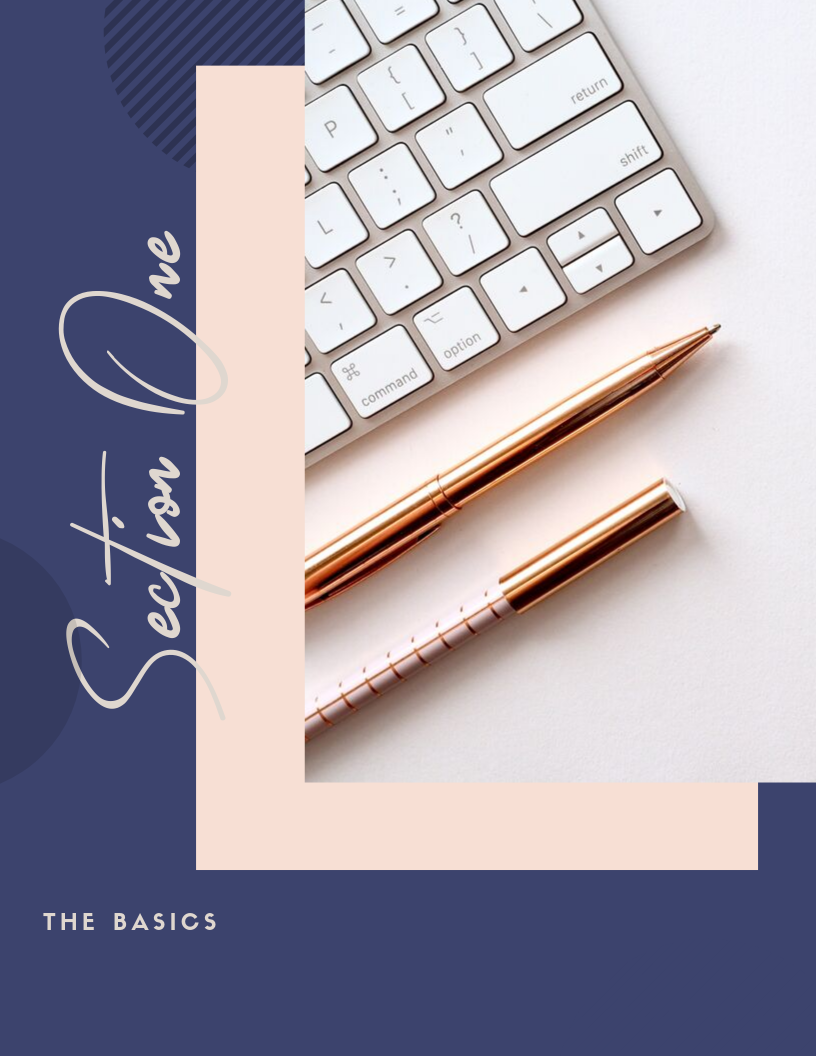 The business basics - For members only! Click 'GET ACCESS' to join the BizBrunch Collective and see exclusive content.