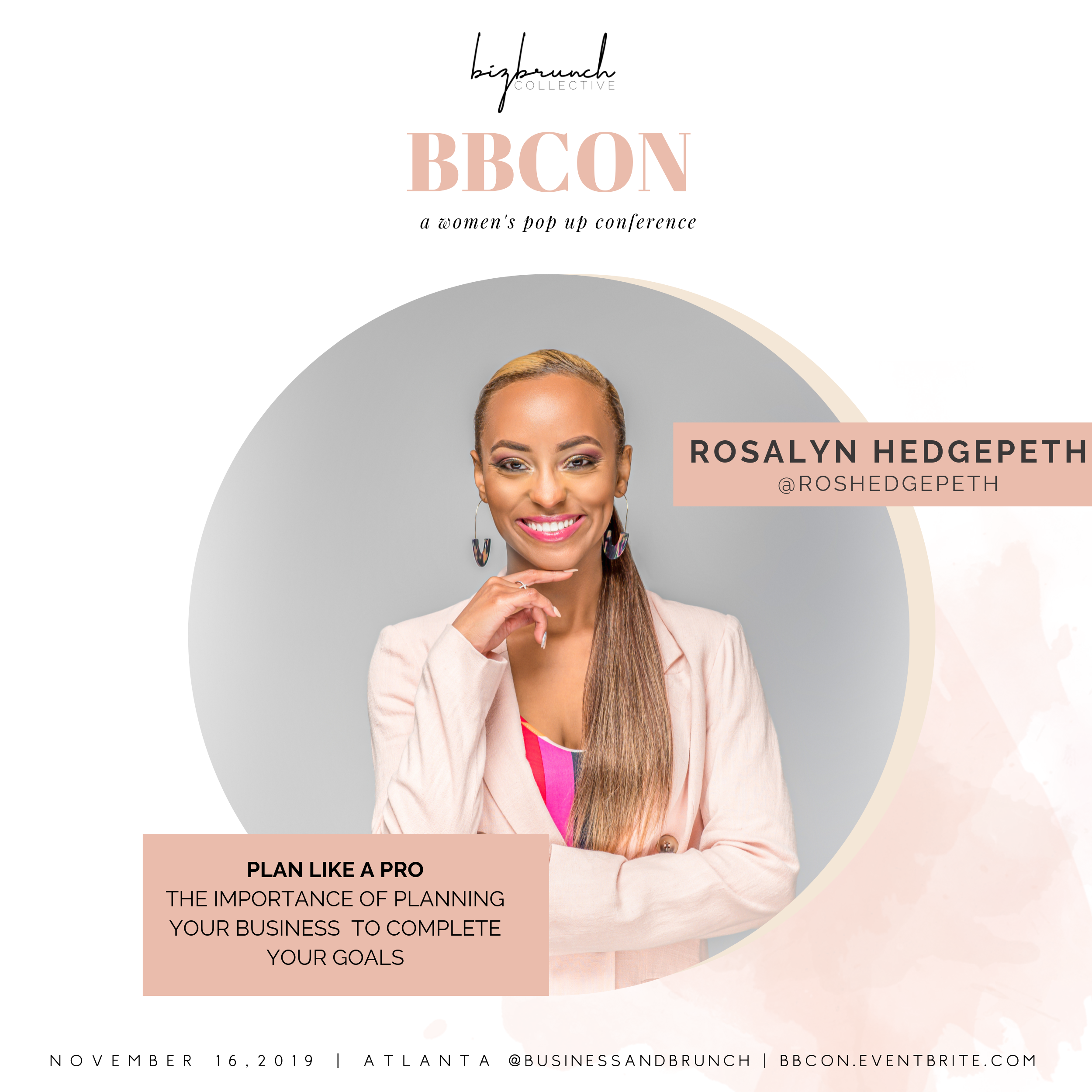 Rosalyn Hedgepeth at BBCON
