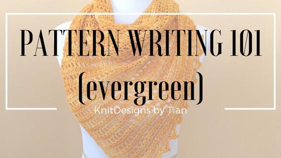 Pattern Writing 101