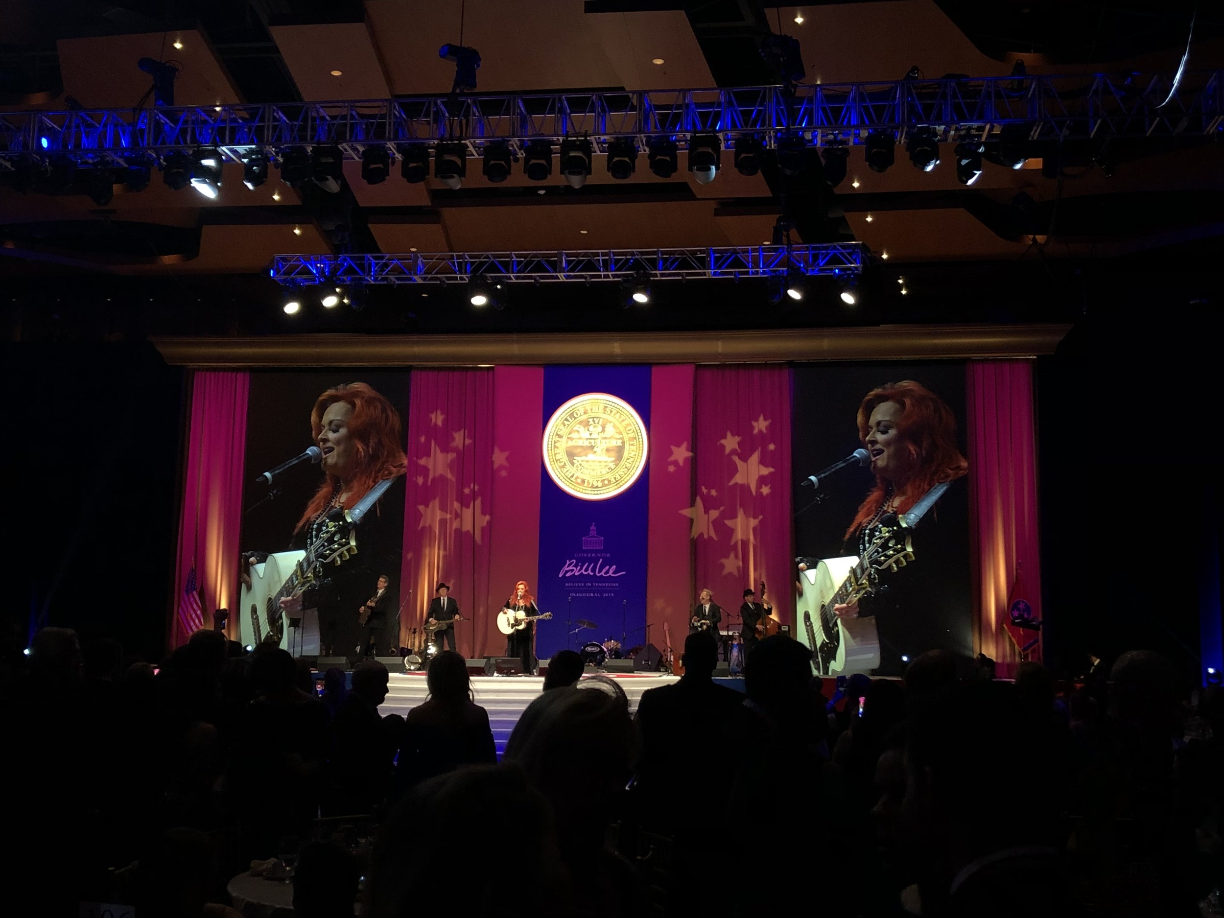 2019 Tennessee State Inaugural Ball  Music City Center, Nashville, TN
