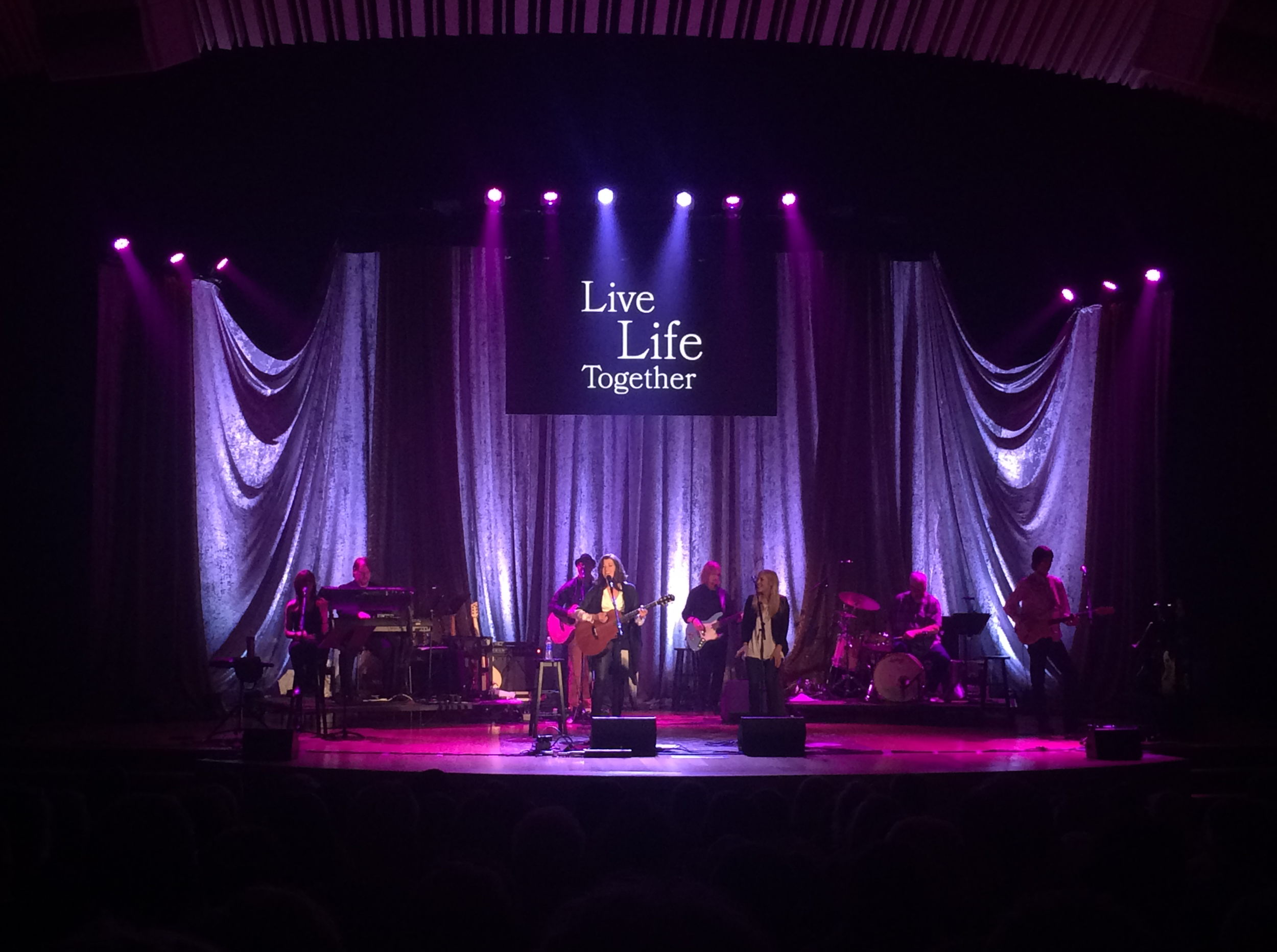 Live Life Together Tour 2016  Amy Grant, 2, & 3