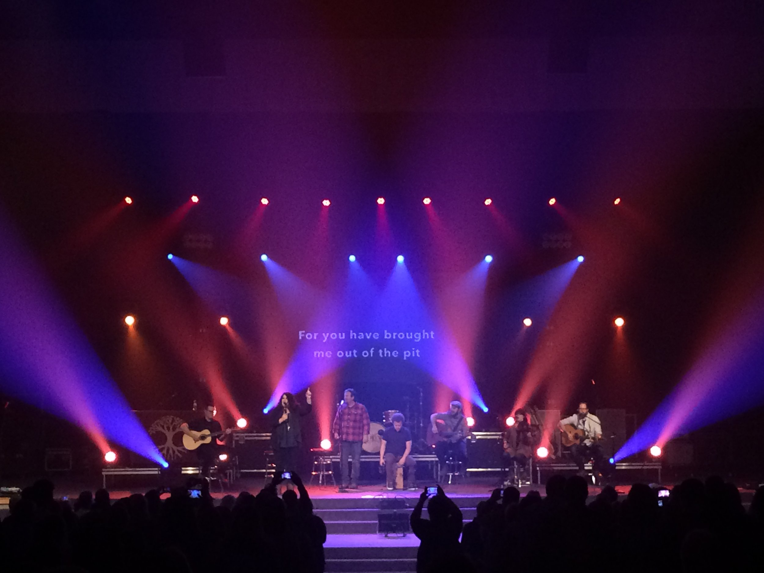 Thrive Tour 2016  Casting Crowns