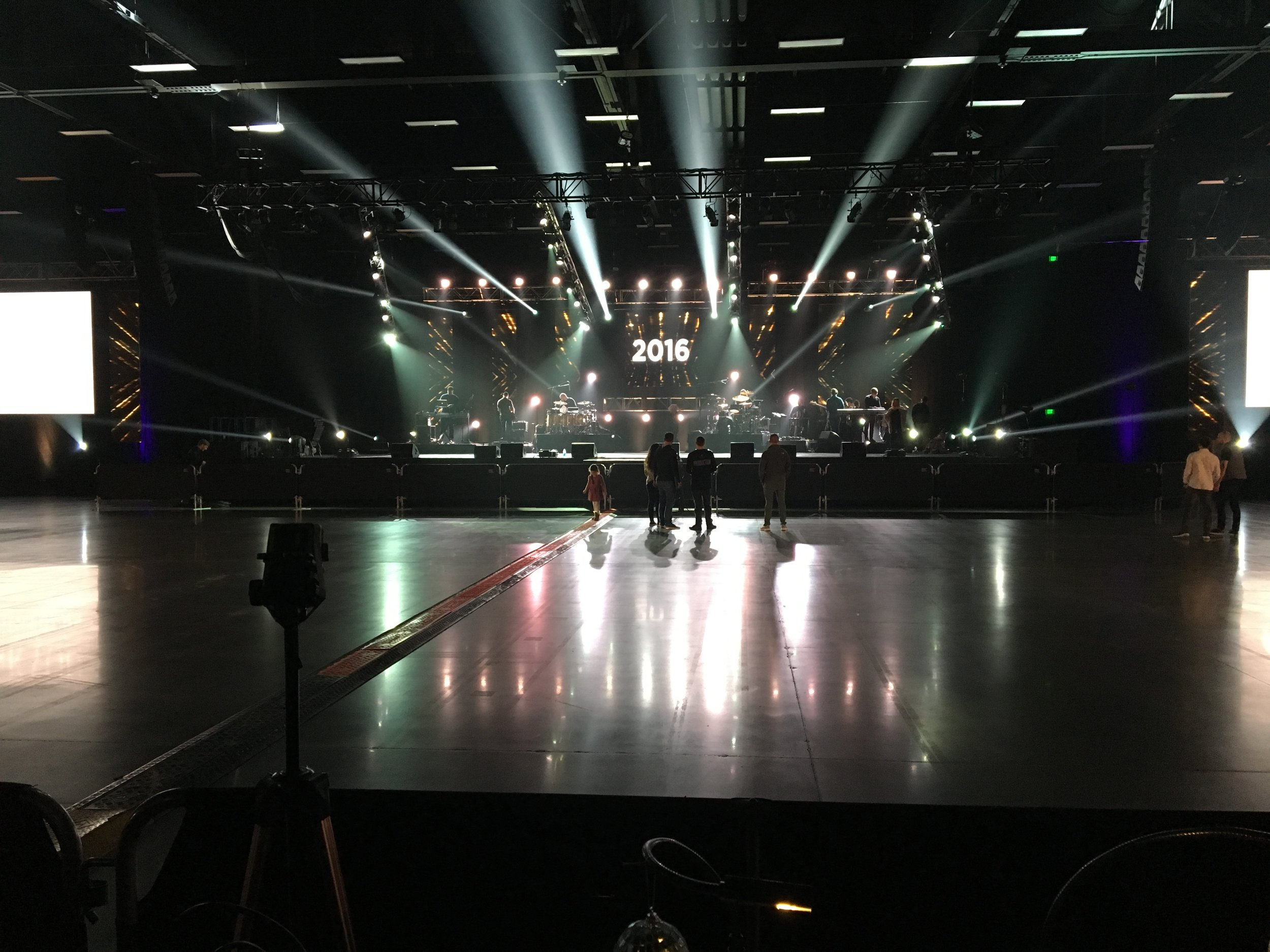 Winter Ramp 2015-2016  Le Conte Convention Center, Pigeon Forge, TN