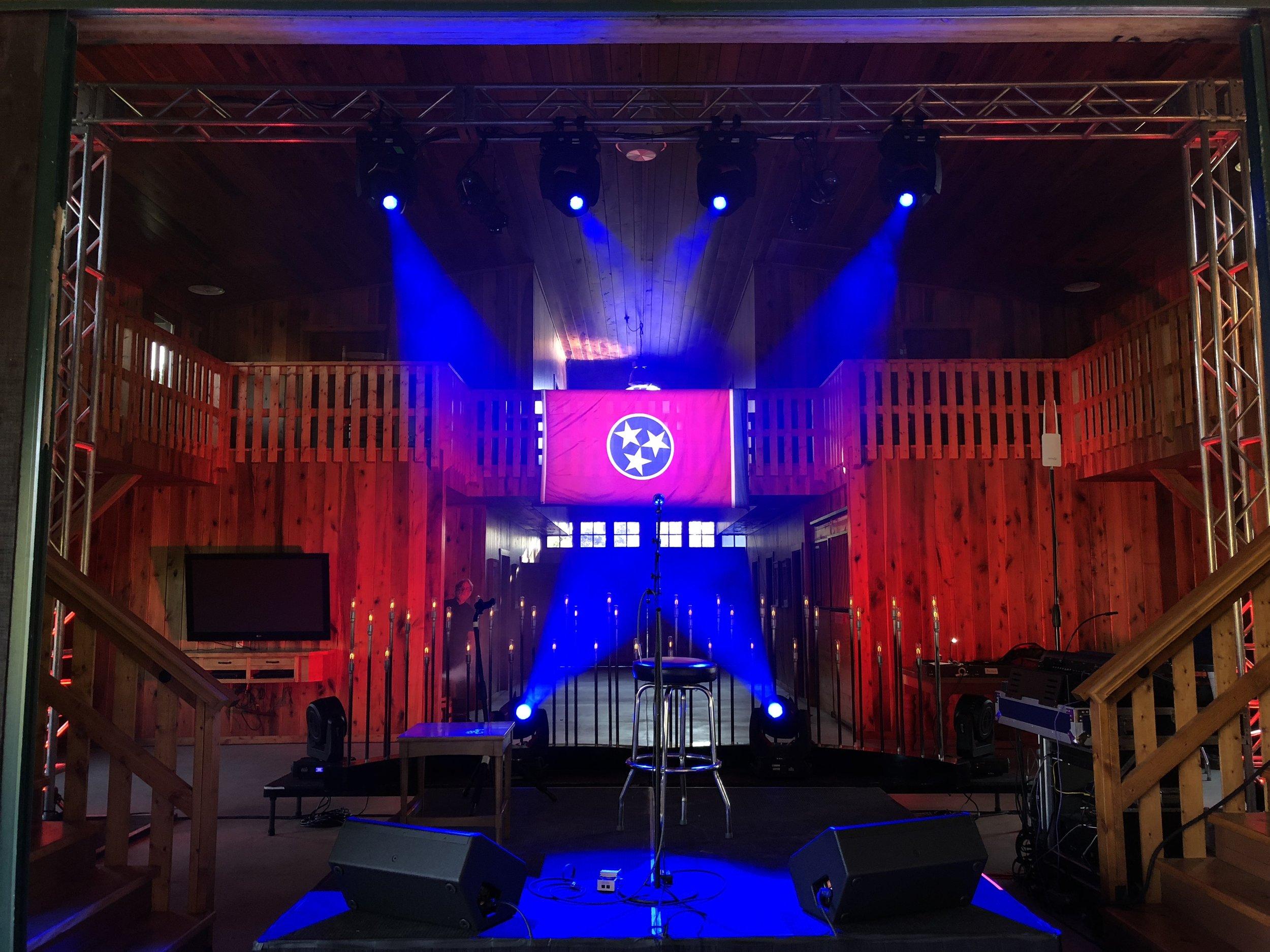 Bill Lee Fundraiser 2018  Venue, City, State