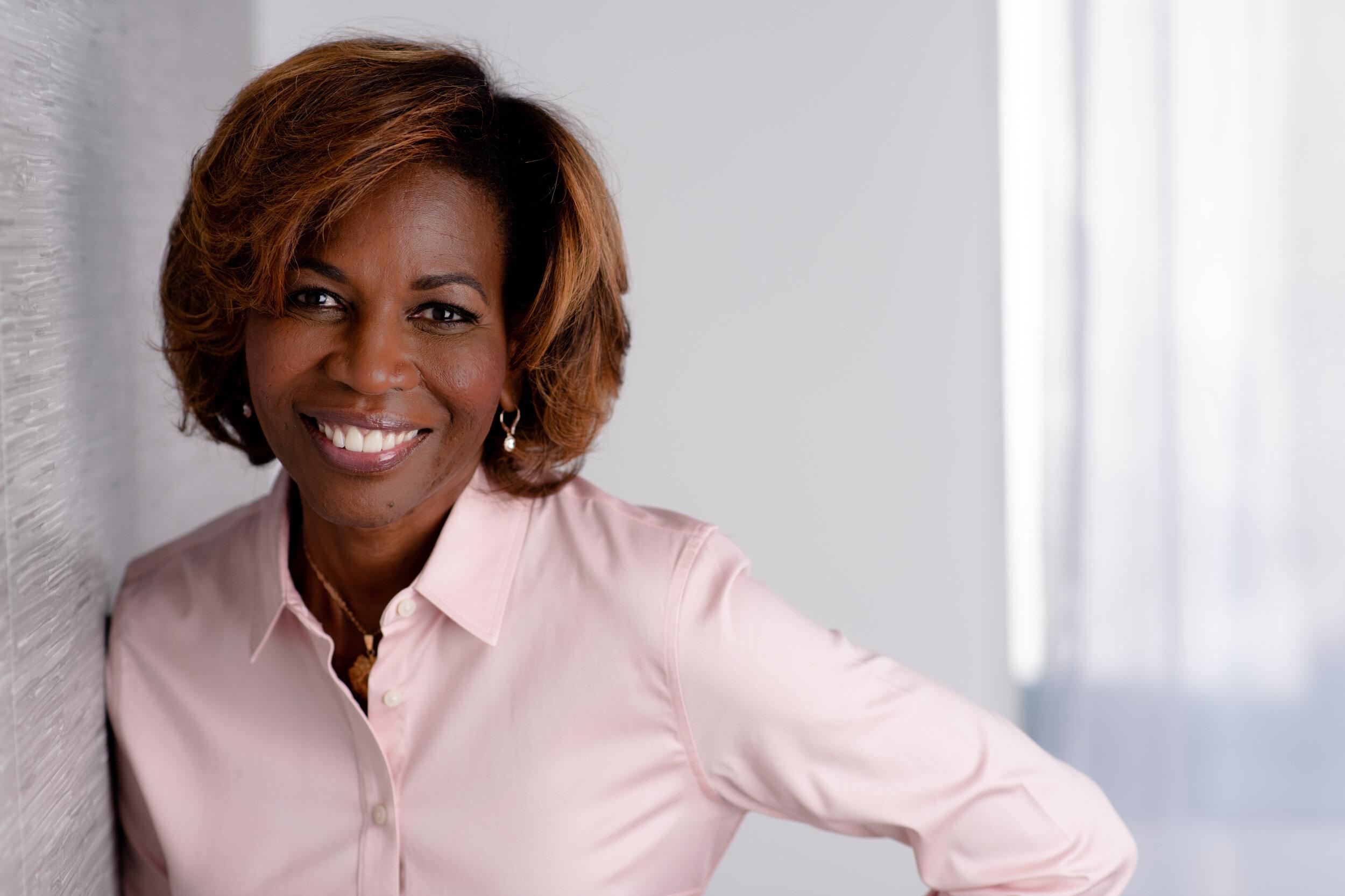 Headley Carter Cares Foundation founder, Marcia Carter