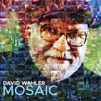 Mosaic - Lushly orchestrated soundscapes with an emphasis on evocative melody, each track a singular piece fitting perfectly into a complete musical mosaic. Released 2018.Buy Album:CDBabyiTunesAmazon