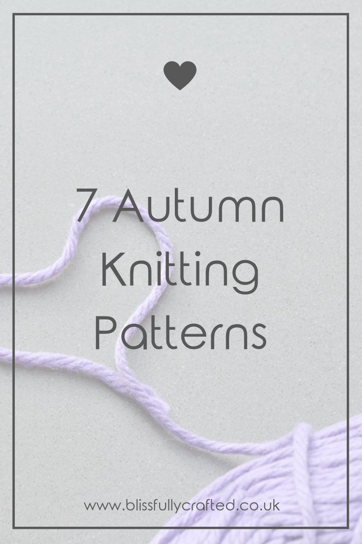 7 Autumn Knitting Patterns.png