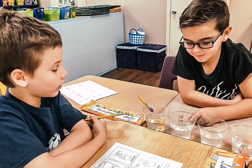 3rd Grade Science Experiments