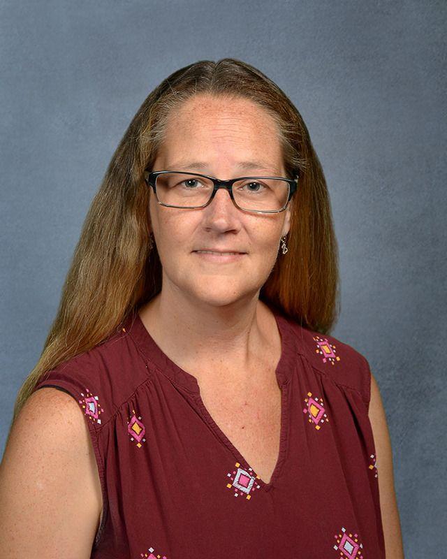 Mellissa Hampton - ELEMENTARY TEACHER'S AIDE