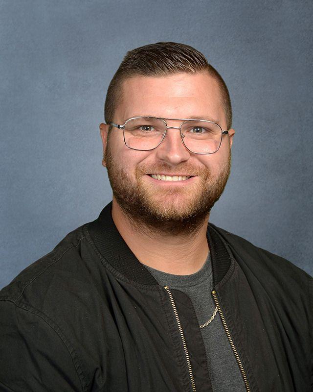 Pastor Christian Oliver - CHAPLAIN