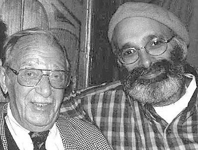 1999, in Vienna, Alex Schwarz with AKS