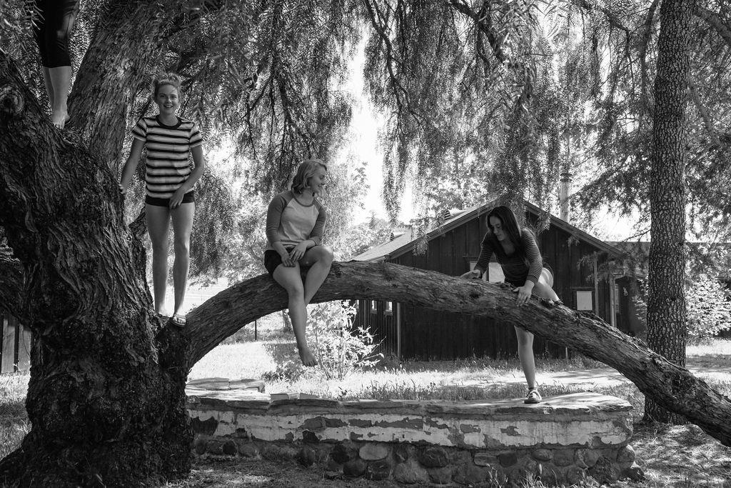 Midland School Girls, 2019,  shot by Grey & Elle for Eredit à