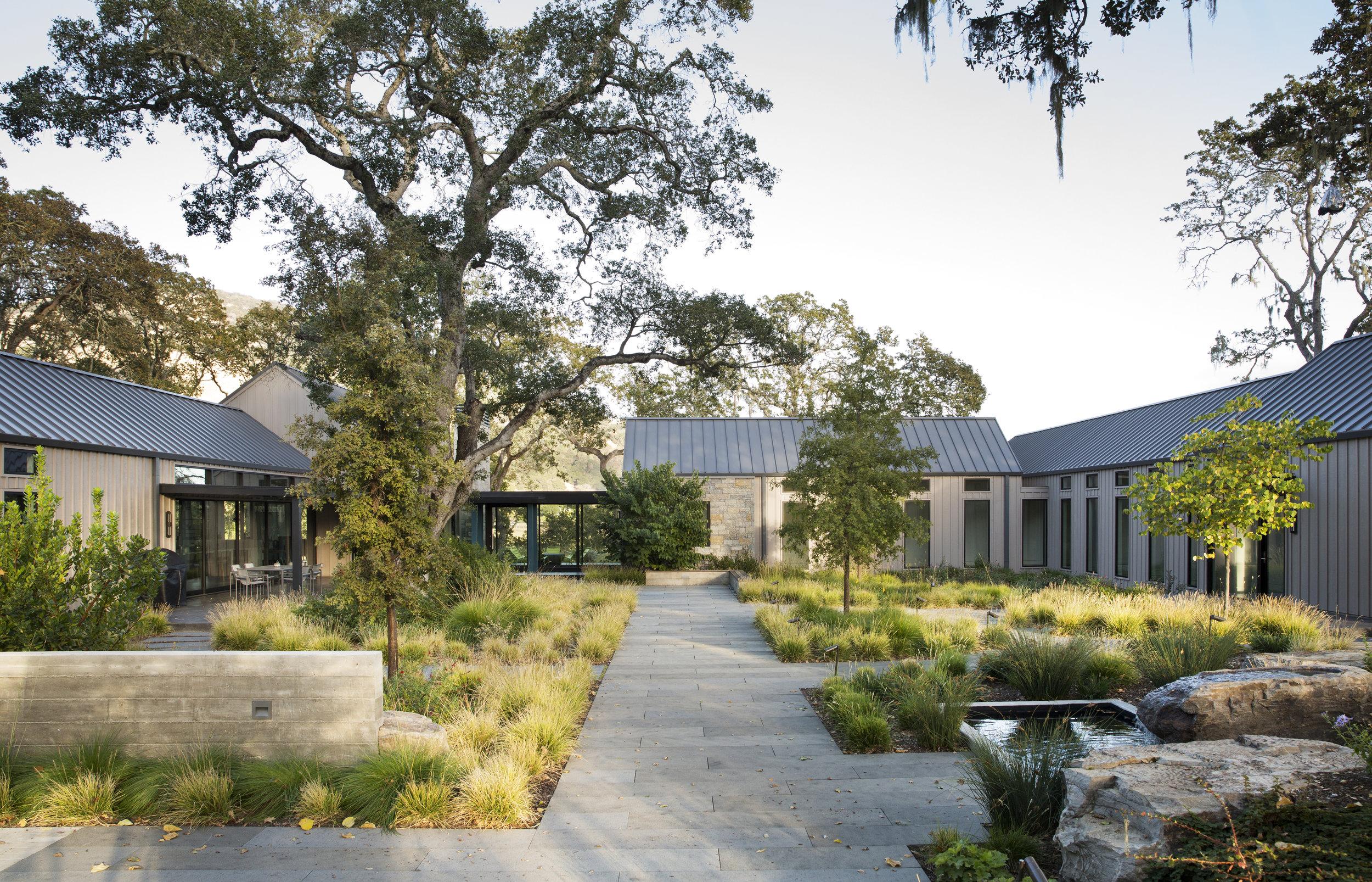 award winniing - Bennett Valley Residence