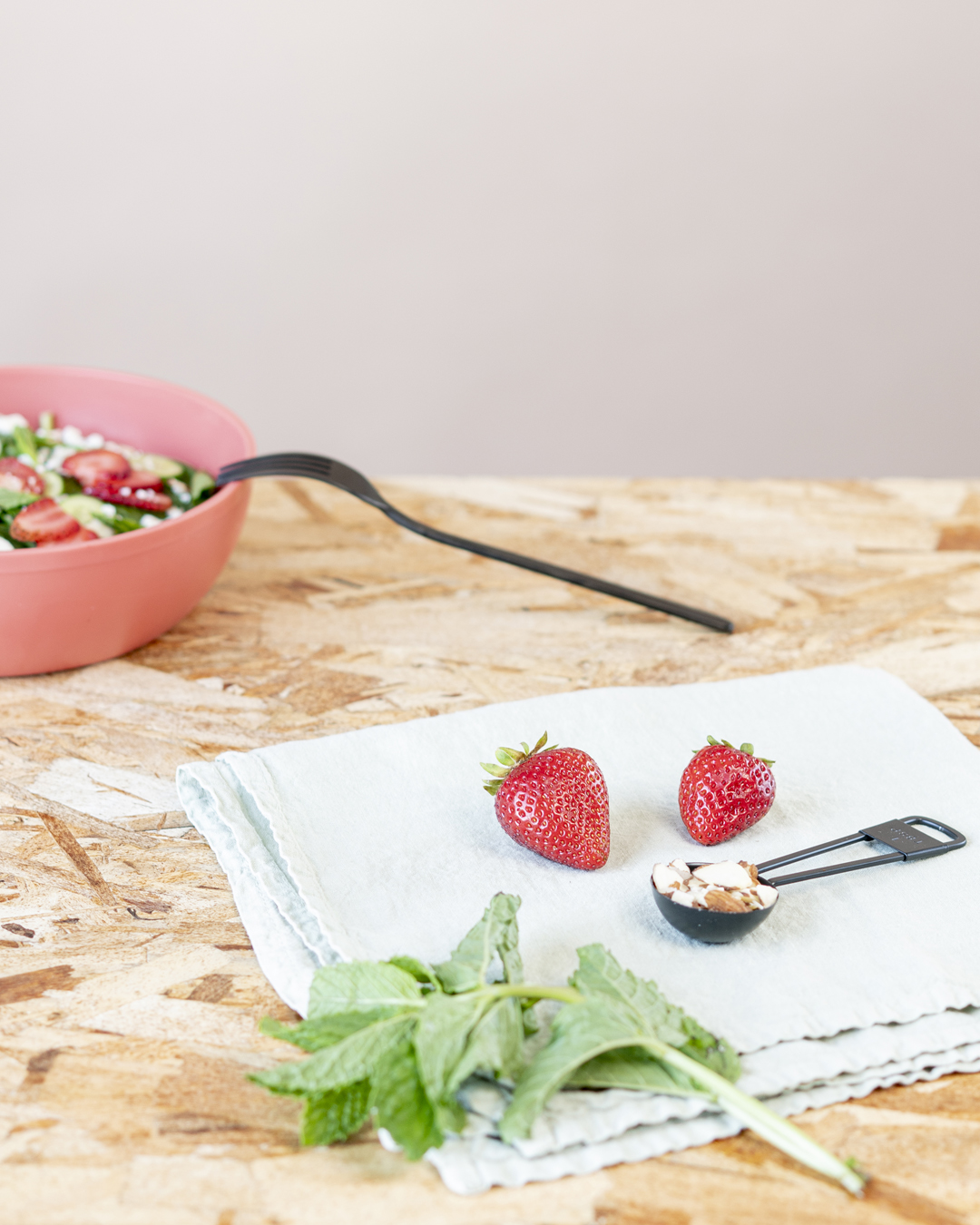 Summer Cucumber and Strawberry Spinach Salad by Knotably Creative House 06.jpg