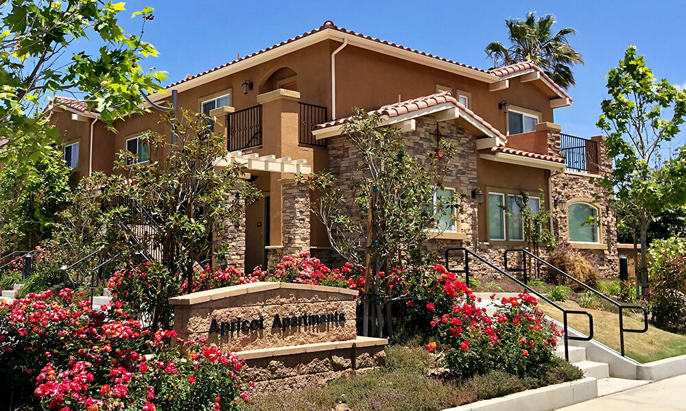 Apricot Apartments - Simi Valley, CAStructural design of a new two-story multi-family apartment complex. Type V construction of approximately 12,000 sq. ft.