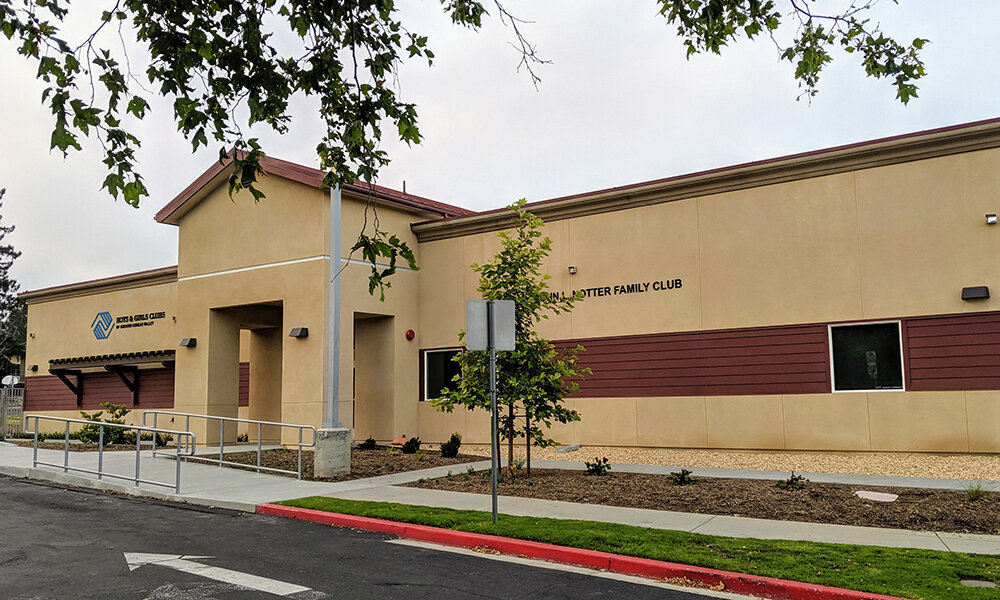 Boys and Girls Club of Thousand Oaks - Thousand Oaks, CAStructural design of the new (8,300 sq. ft.) building. Offset roof elevations with vaulted entry. Engineered joists with wood stud walls.