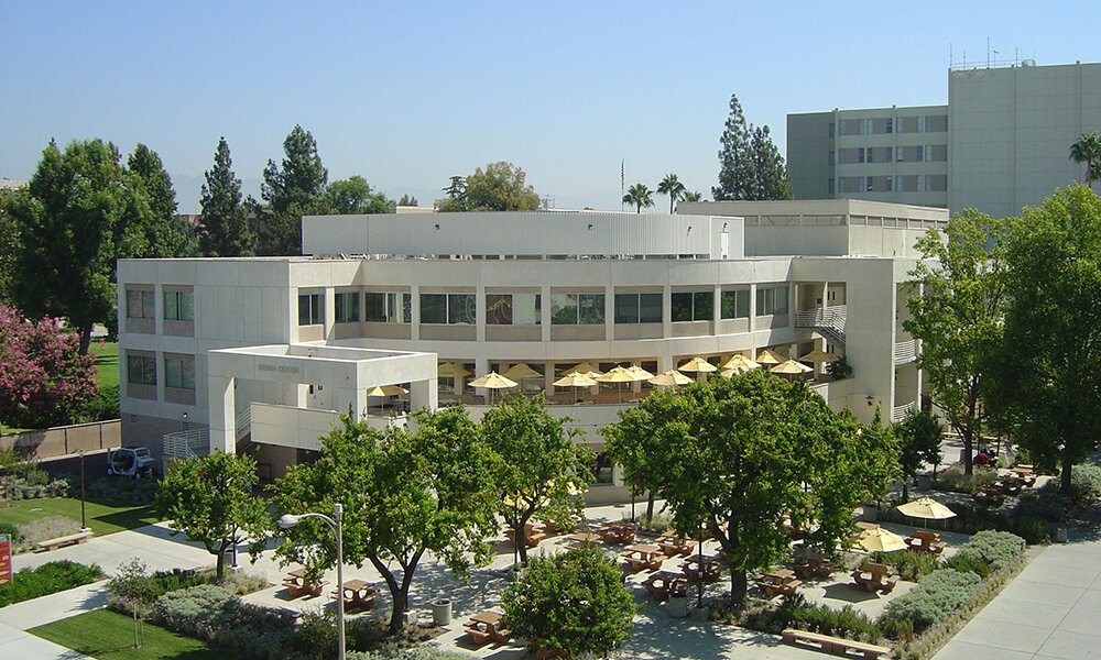 CSUN Sierra Center - CSUN Campus, CA (while @ Li & Associates)Structural design for a new three story alumni building (31,037 sq. ft.) Made of steel beams and columns, a concrete filled metal deck floor, metal deck roof, and metal stud exterior curtain walls. The lateral system is steel moment frames with the