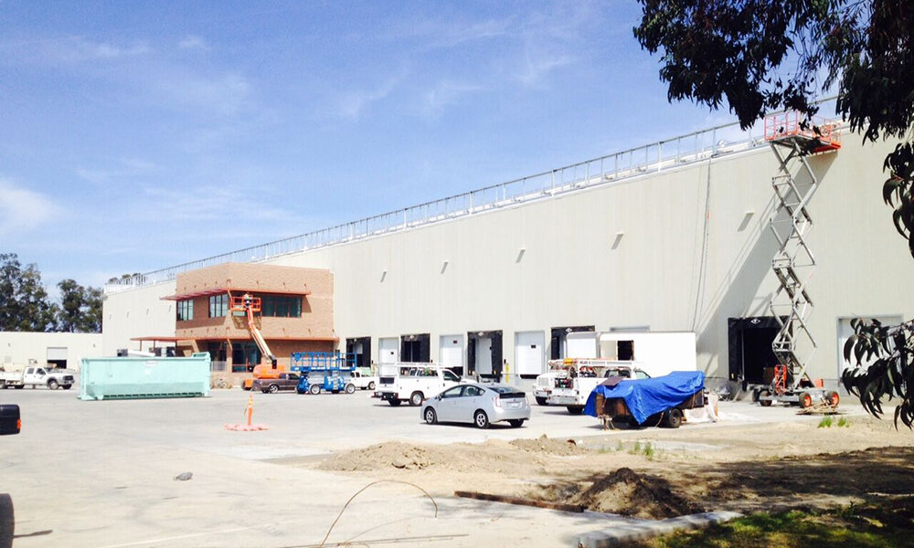Mission Produce Inc. building - Oxnard, CAStructural design for a new 226,000 sq. ft. mechanical building, trucker's lounge building, and foundation only of prefabricated buildings, catwalks and mezzanines.Project Type: Industrial