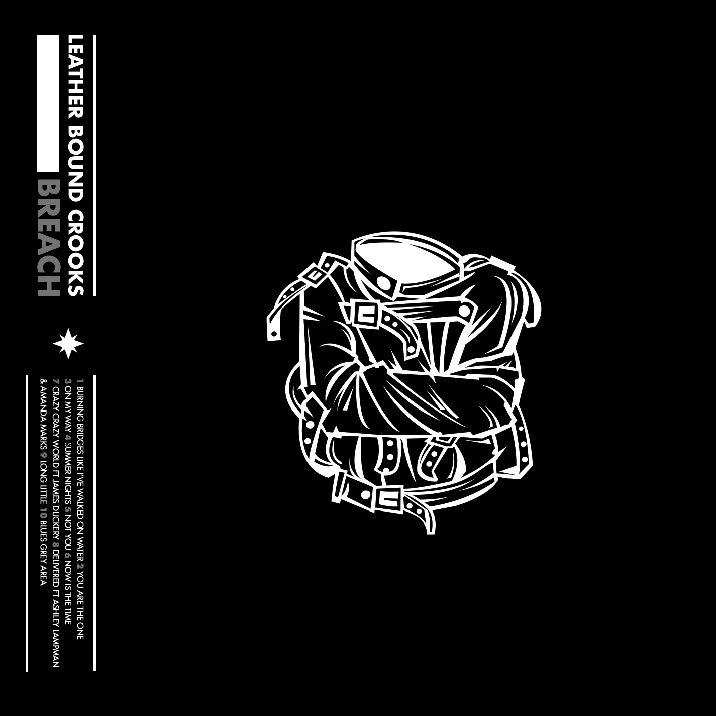New LP Breach - Now Streaming!