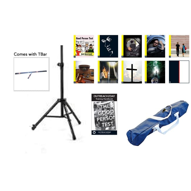 Flipchart Kit (Ready to Go)