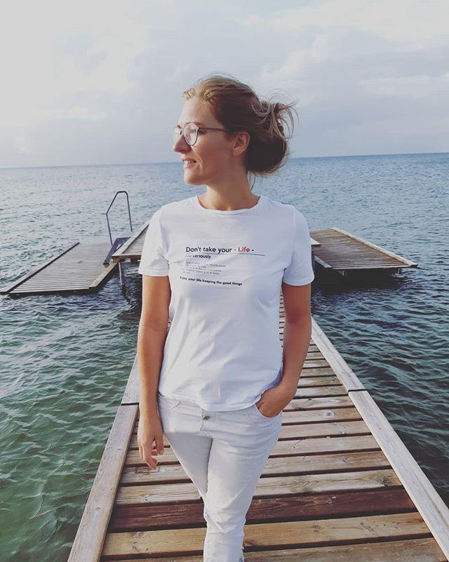 Stjernestunder - en lørdag aften ved havet. Husk at tage dine pauser💚 #mindfulness #havet #tidtilpause