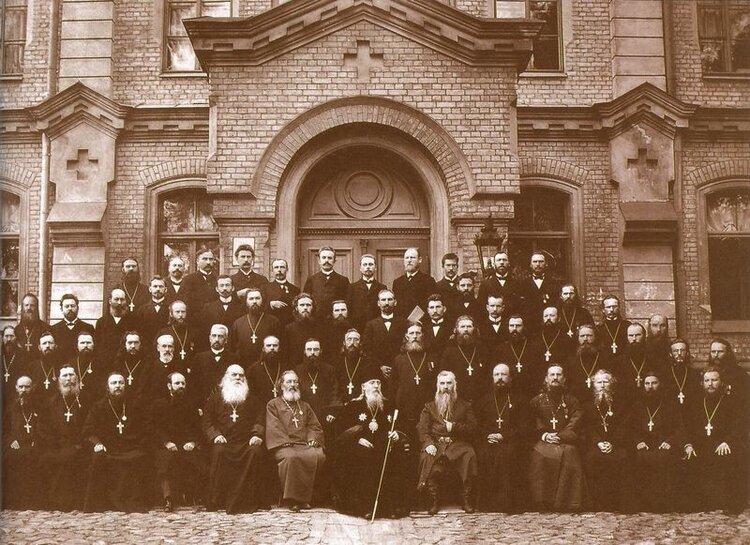 Members of the Riga Council