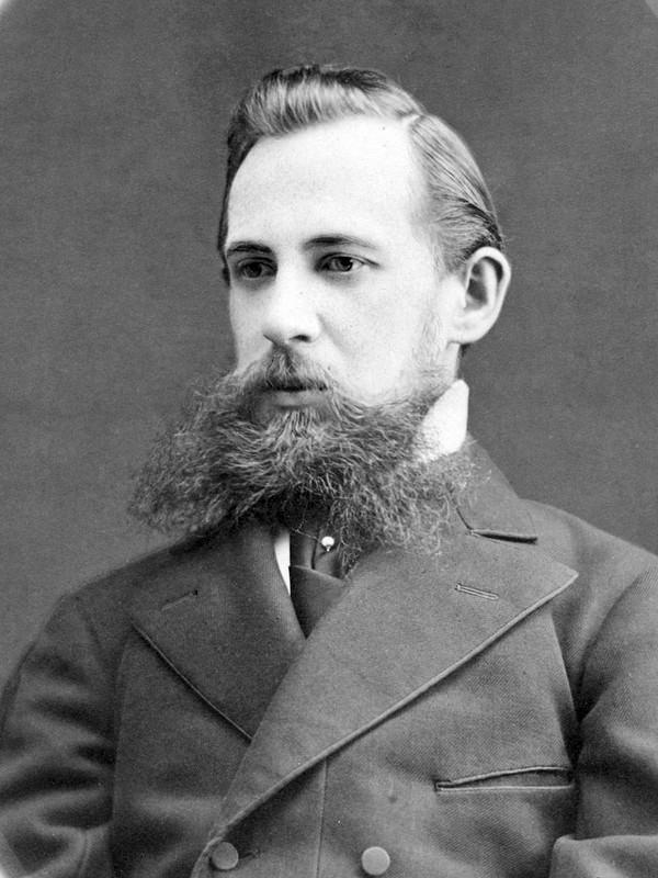 Prince Sergei V. Shakhovskoi
