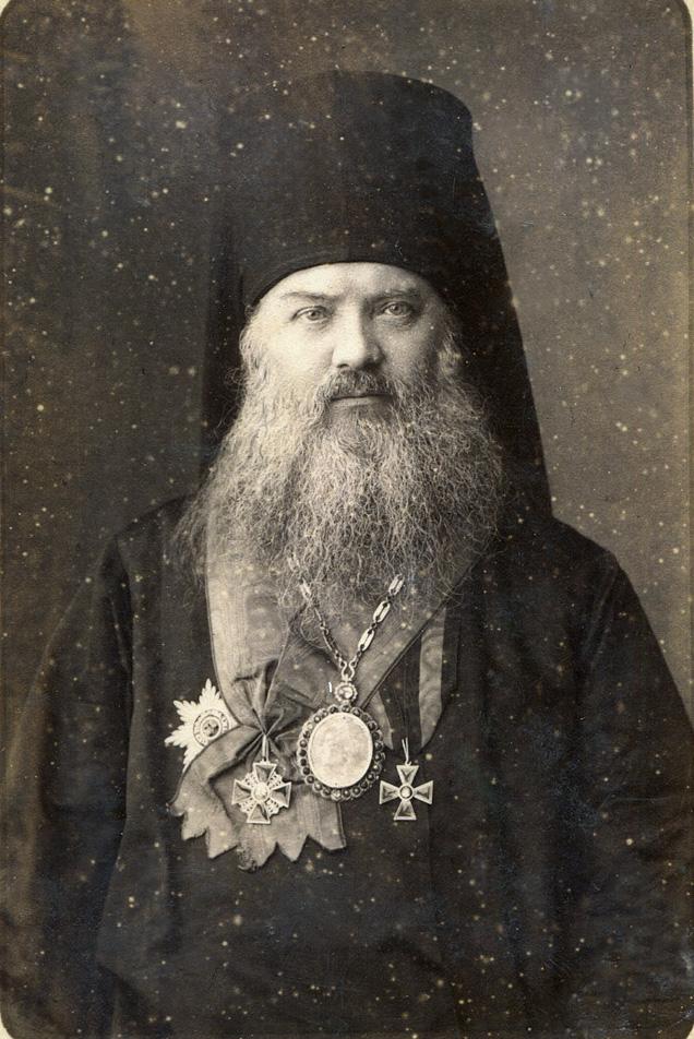 Bishop Donat (Babinskii-Sokolov) of Riga