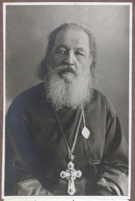 Father Karp Tiisik