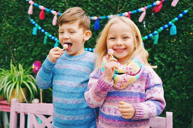 Sweater weather!!! 👦🏼🍭👧🏼