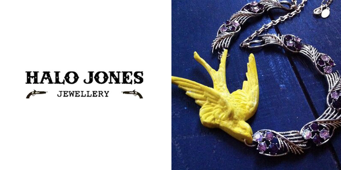 Halo Jones Jewellery - Using vintage, eclectic & antiquities, Halo Jones creates one of a kind, bespoke adornments, each with a story to tell & ready for the next chapter.