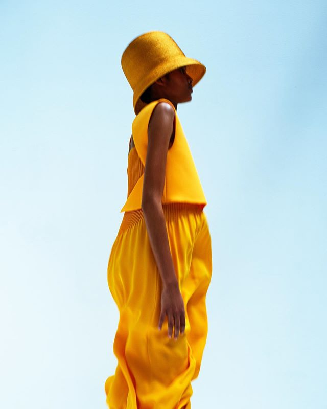 Clothes are never just clothes. #FashionYouFeel . . . . . #ninaricci #psykhe #fashion #ecommerce #clothes #shopping #retail #style #resort #ai #artificialintelligence #yellow #dress #hat #mood #personality #emotion #psychology #fashionpsychology #psychologyoffashion #consumer