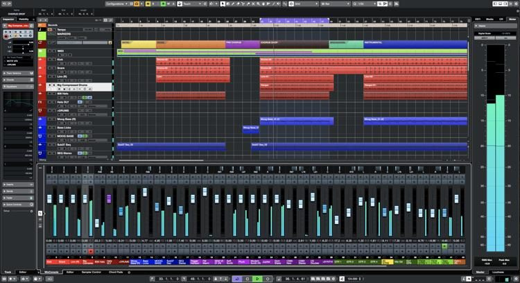 Cubase  by Steinberg