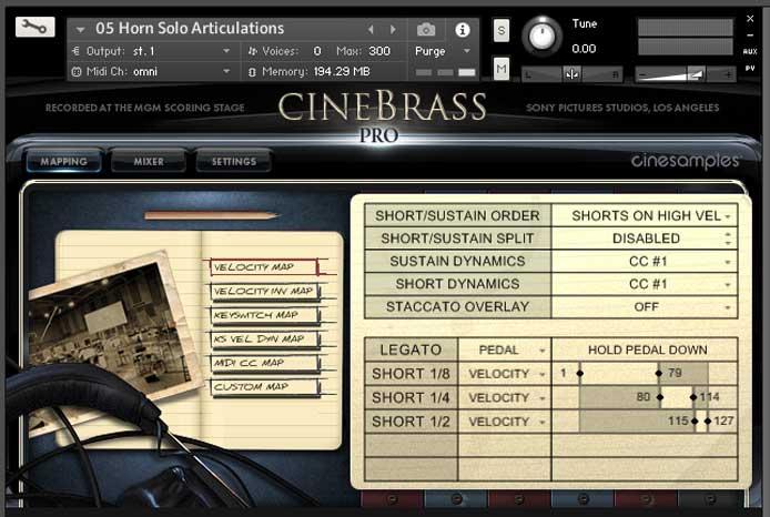 CineBrass Pro  by CineSamples
