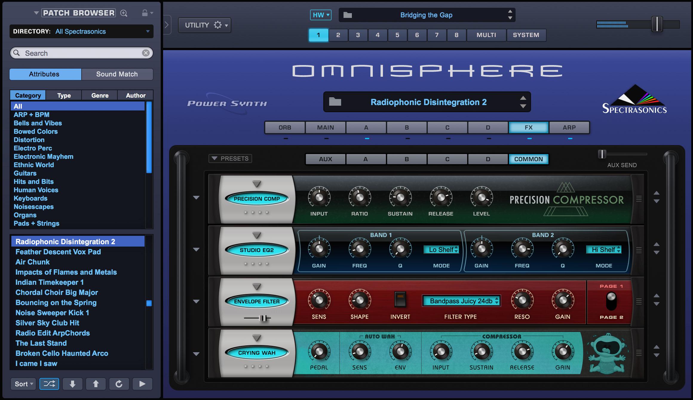 Omnisphere 2  by Spectrasonics