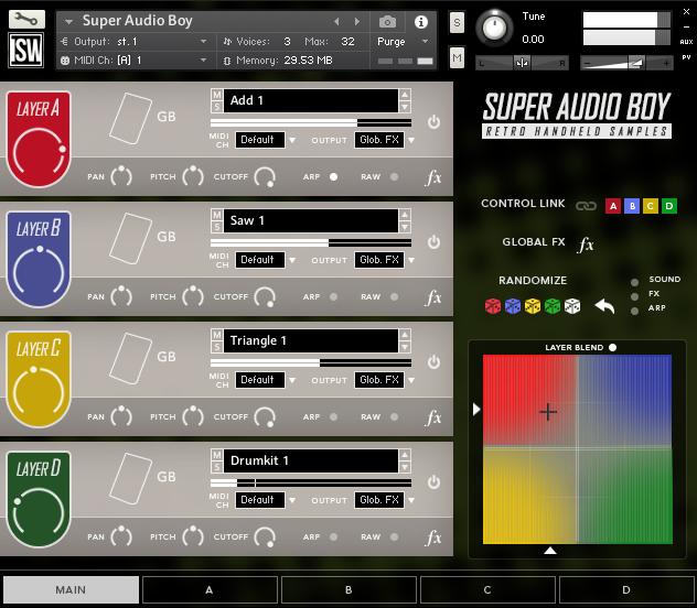 Super Audio Boy  by Impact Soundworks
