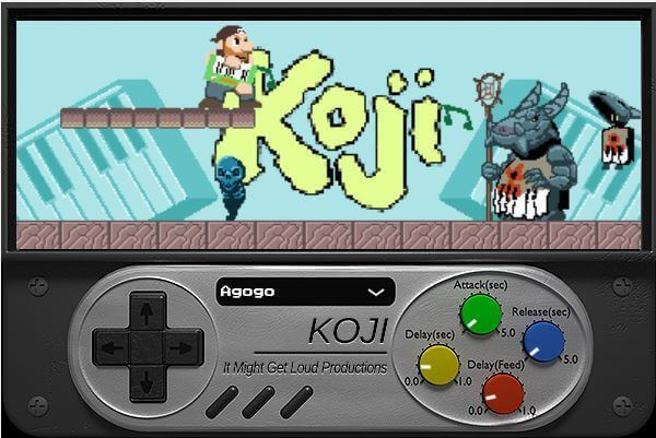 Koji  by It Might Get Loud Productions