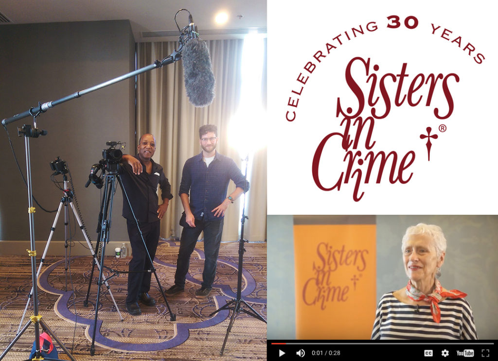 Creating videos to celebrate SinC 30th anniversary.