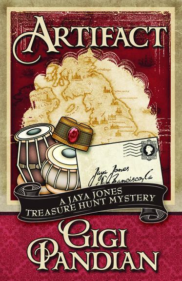 Artifact : Jaya Jones Treasure Hunt Mystery #1, published by Henery Press.