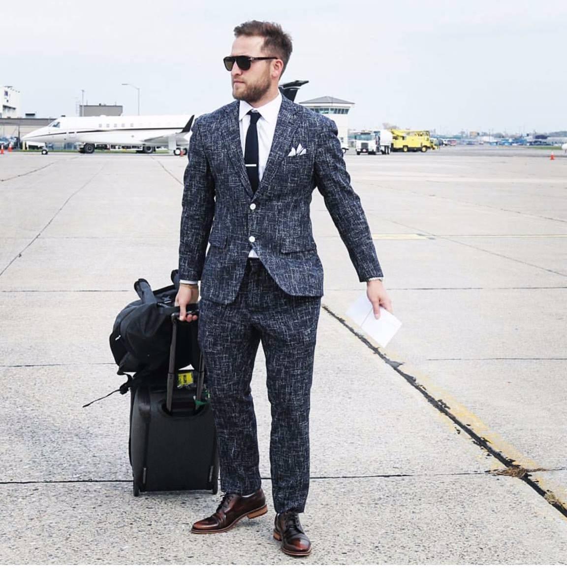 Sam Martin Traveling
