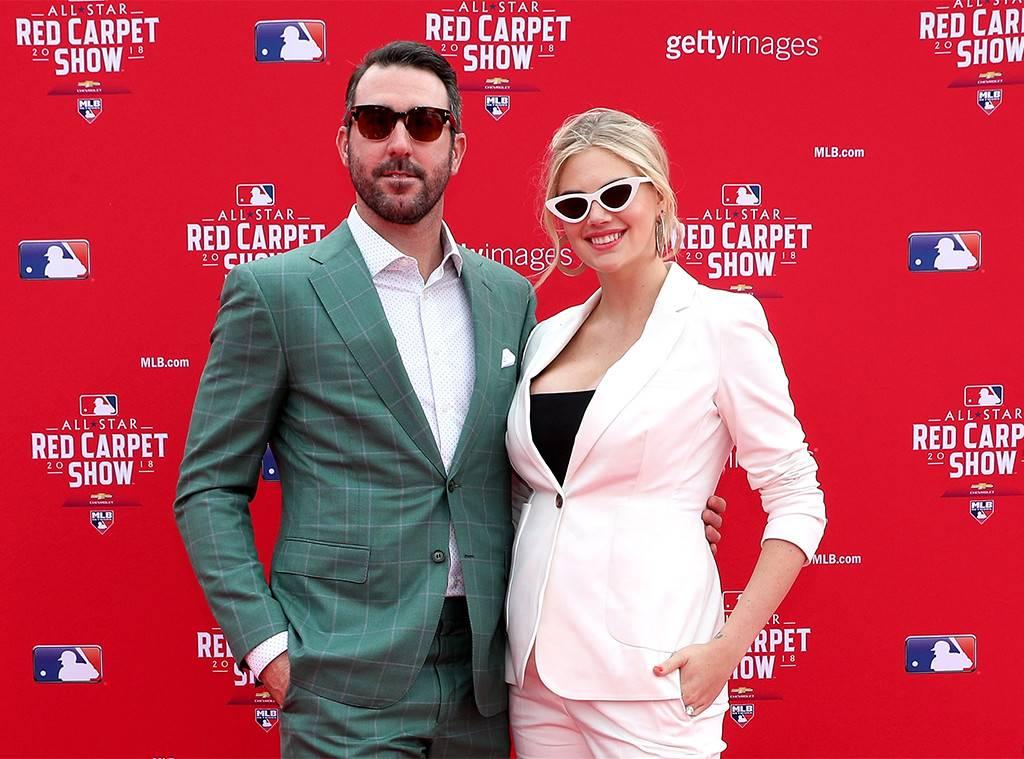 J.V. and Kate MLB All Star Game