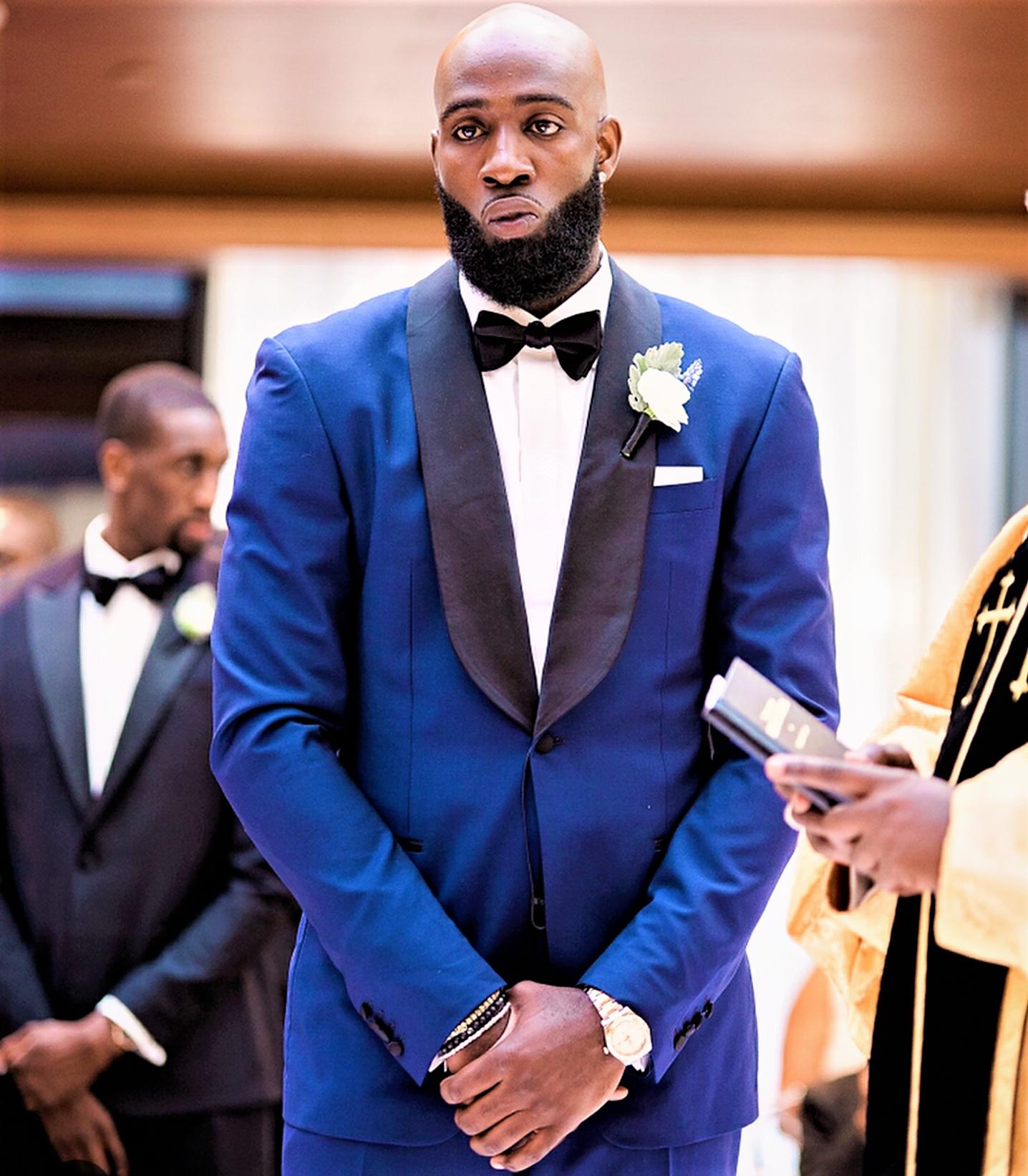 Quincy Acy's Wedding